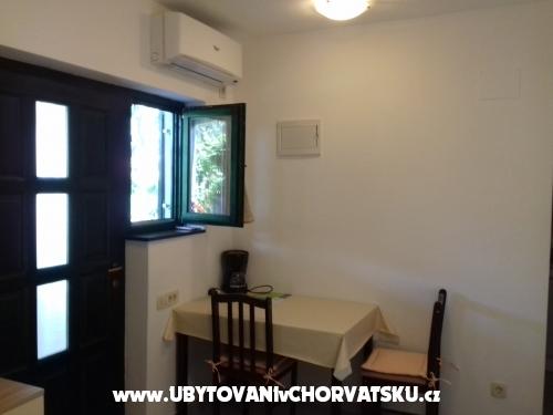 Apartmány Jeličić - Biograd Chorvatsko