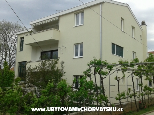 Apartments Jurov - Biograd Croatia