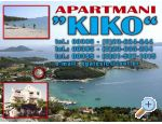 Appartements KIKO - Drage - Biograd Croatie