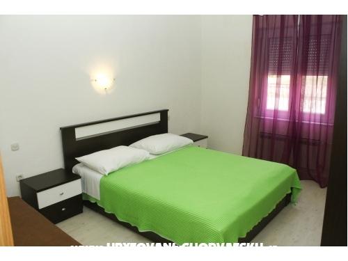 Appartements Kosa - Biograd Croatie