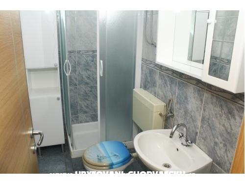 Apartmány Kosa - Biograd Chorvátsko