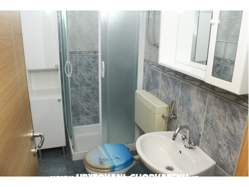 Apartmány Kosa - Biograd Chorvatsko
