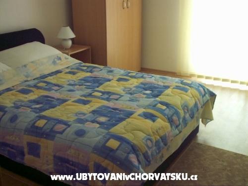 Apartmány Kus - Biograd Chorvátsko