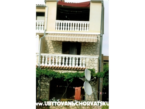 Appartamenti Kvarantan i Karabatić - Biograd Croazia