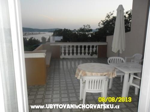 Apartamenty Kvarantan i Karabati� - Biograd Chorwacja