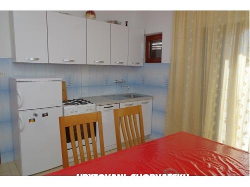 Apartmány Ljiljana - Biograd Chorvátsko