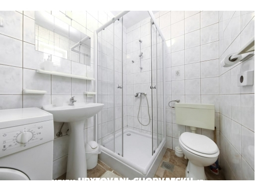 Apartmány Lucija - Biograd Chorvatsko