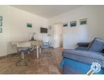 Appartements Lucija - Biograd Kroatien