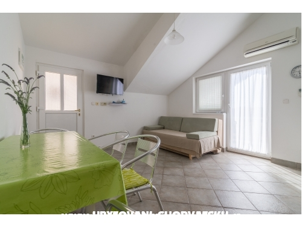 апартаменты Lucija - Biograd Хорватия