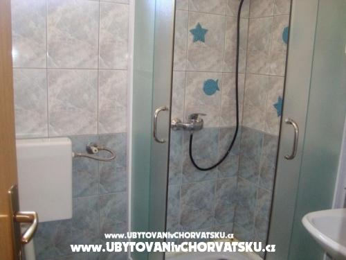 Apartmány Luka - Biograd Chorvátsko