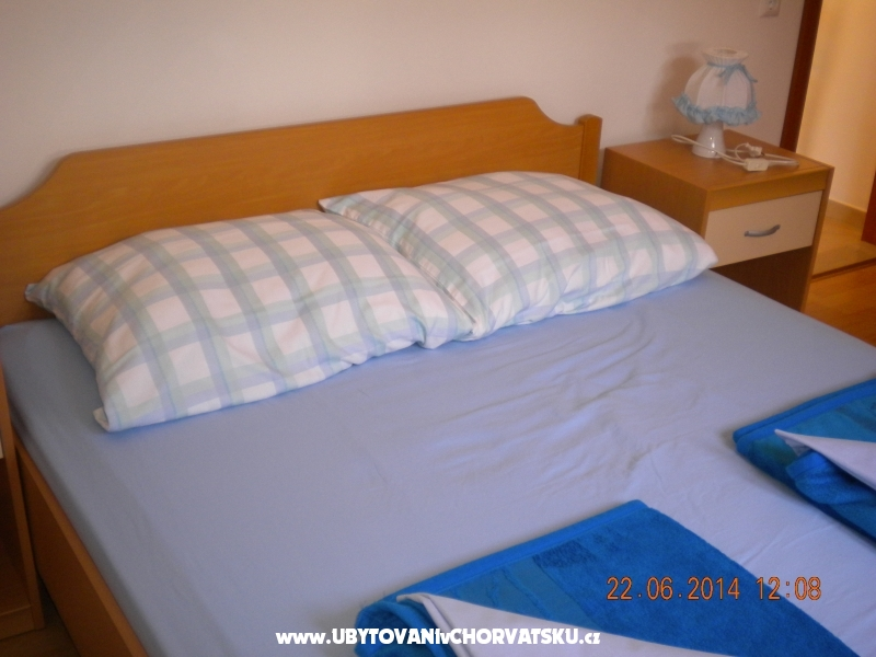 Appartements M&M - Biograd Croatie