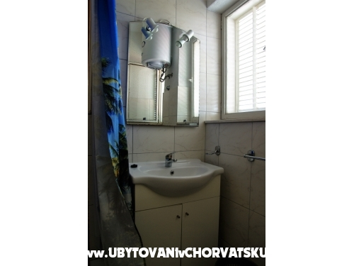 Apartmanok Magnolija - Biograd Horvátország