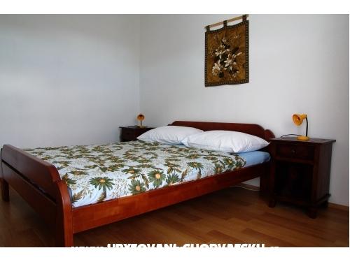 Apartmány Magnolija - Biograd Chorvatsko
