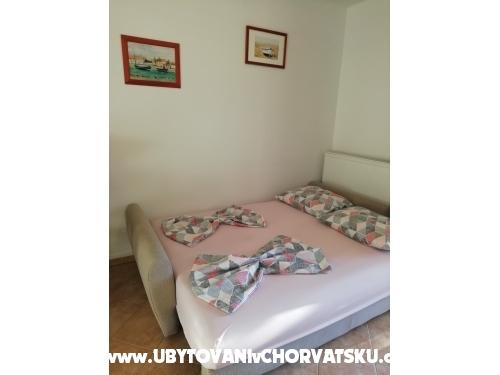 Apartmány Mara - Biograd Chorvatsko