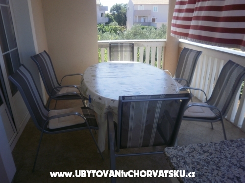 Apartmány Marina - Biograd Chorvatsko