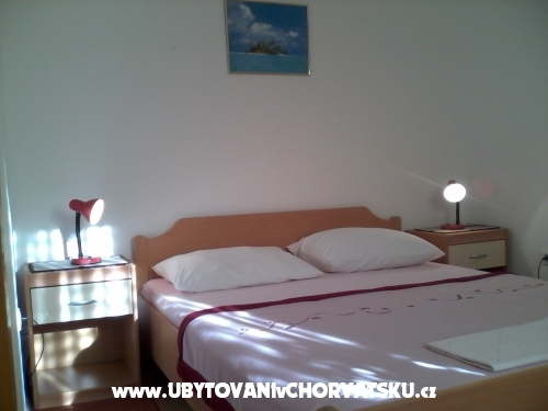 Appartements Mitja - Biograd Kroatien