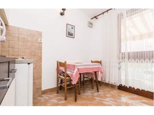 Appartementen Nikola - Biograd Kroatië