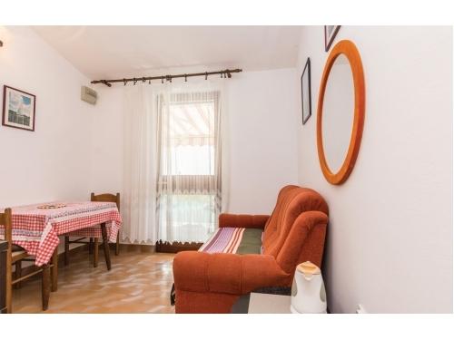 Apartmány Nikola - Biograd Chorvátsko