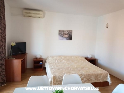 Apartmány NILA - Biograd Chorvatsko