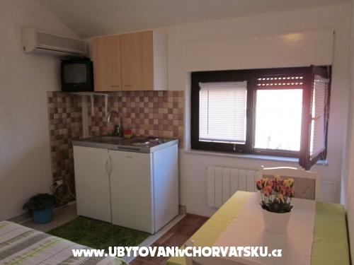 Apartmány Olive - Biograd Chorvatsko