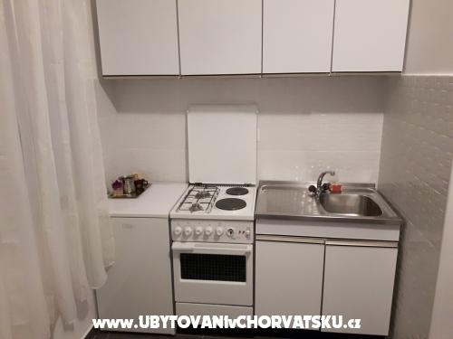 Apartmány Oliver - Biograd Chorvatsko