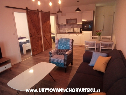 Apartmány Salamun - Biograd Chorvatsko