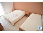 Appartements Salamun - Biograd Kroatien