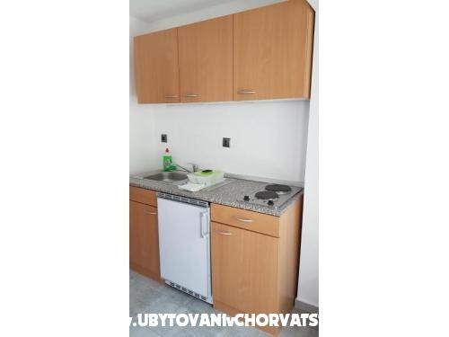 Apartmány STAR - Biograd Chorvatsko