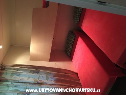 Apartmány Vranela - Biograd Chorvatsko