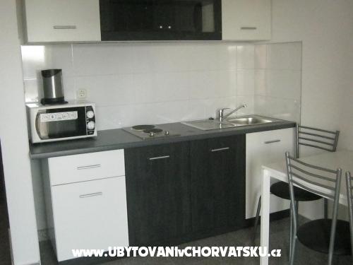 Apartmány Slavica - Biograd Chorvátsko