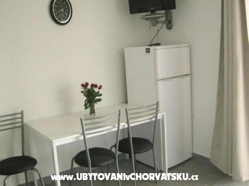 Appartementen Slavica - Biograd Kroatië