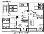 Apartamenty Slavica - Biograd Chorwacja