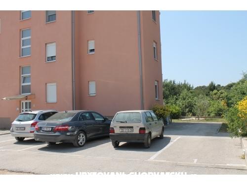 Apartmány Dalmata Biograd - Biograd Chorvatsko