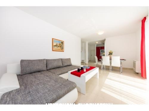 Apartmány Vila Zara - Biograd Chorvátsko