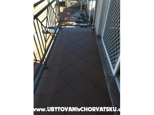 Biograd Apartmány Ćaleta - Biograd Chorvátsko