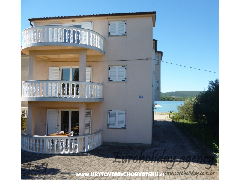 Euroholiday apartments - Biograd Croatie