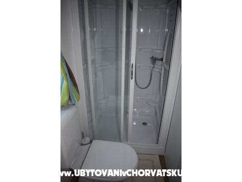 Kamp Maslina Mobile homes - Biograd Hrvatska