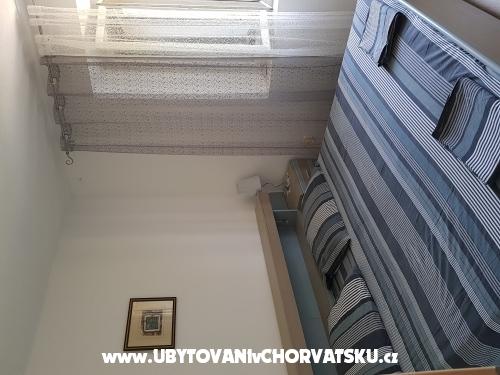 Apartmány Franka - Blace Chorvatsko