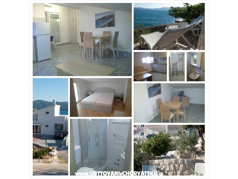 Appartements Mediteraneo - Blace Croatie