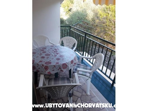 Apartmanok Vodanovic - Blace Horvátország