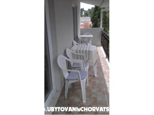 Apartm�ny Marbis - Blace Chorvatsko