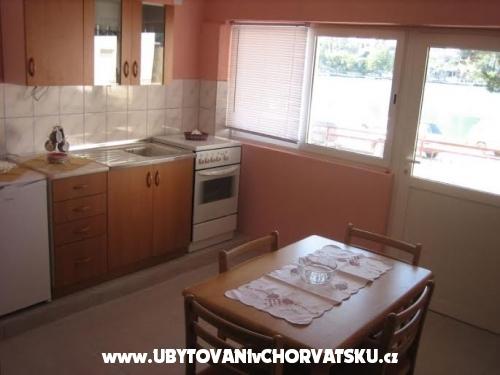 Apartmány Marbis - Blace Chorvatsko