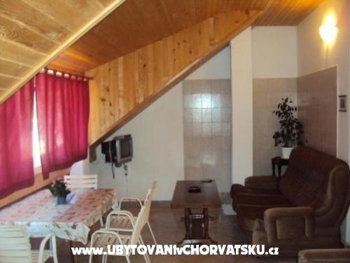 Apartmány  Petar - Blace Chorvatsko
