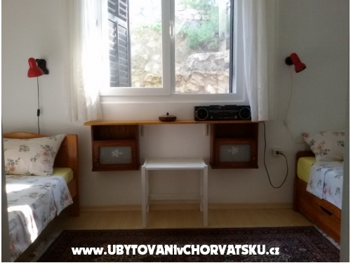 Apartmán Seaside - Blace Chorvátsko