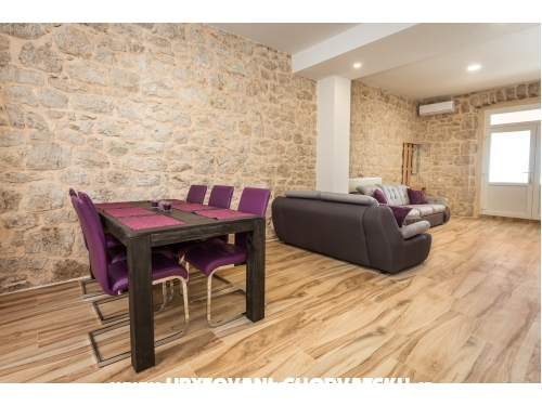 Marinus Appartements - Blace Croatie