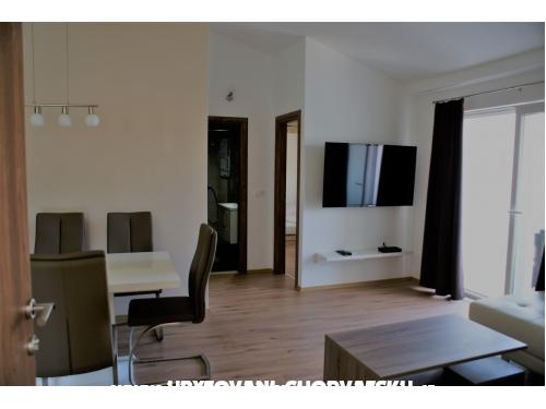 Apartmány Villa Judita - Blace Chorvátsko