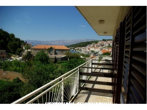Apartman Srdjana - Brač Horvátország
