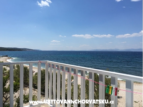 Ap 10m od mora/from sea/von Meer - Bra� Croatia