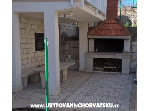 Apartmán Zorica Jović - Brač Chorvatsko