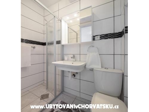Apartmány La Perla - Brač Chorvatsko